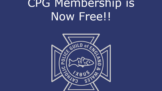 CPG Membership is Now Free!!!