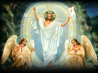 Fr. Barry's Easter Message