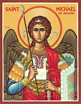 Celebrate the Feast of St Michael with the Catholic Police Guild