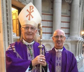 Bishop Tom Burns Retires