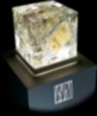 ABART-CUBE VOLL RAUSCH von Hans E. Art - Artivist -