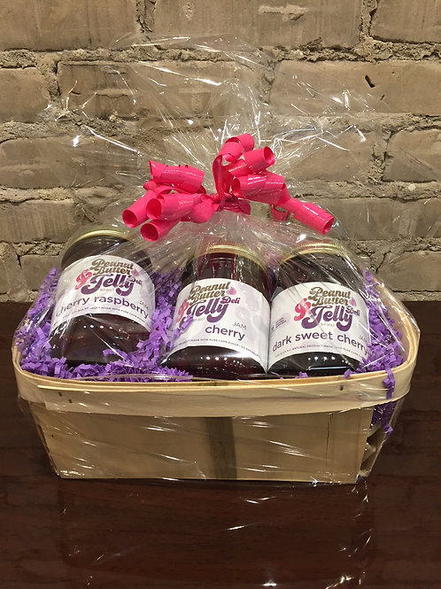 Cherry Lovers Basket