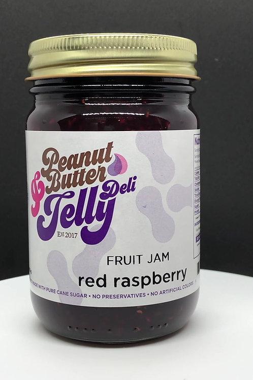 Red Raspberry Jam 16 oz Jar
