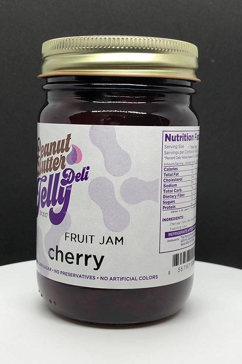 Cherry Jam 16 oz Jar
