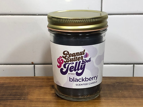 Blackberry Scented Candle