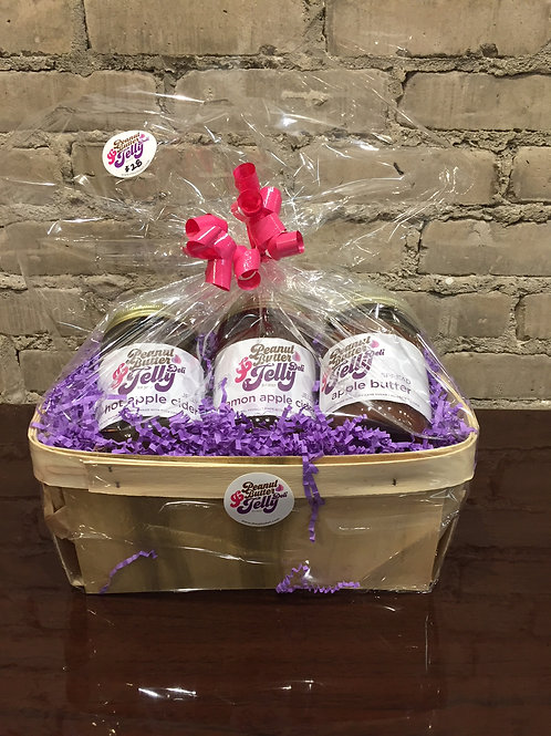 Apple Lovers Basket
