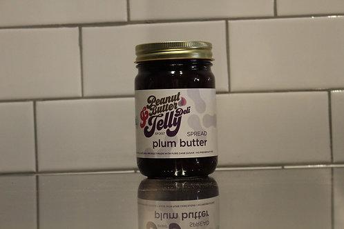 Plum Butter Spread 16 oz Jar