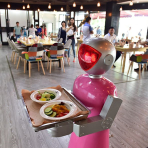 Restaurants are ready for the coming AI revolution