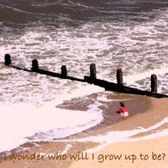 I wonder who I will be......