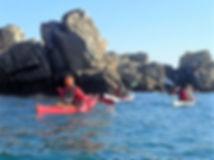 inscription stage kayak