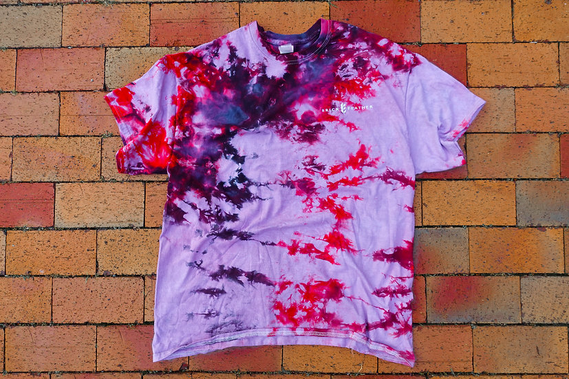 Dirty Pink Infusion Tie Dye