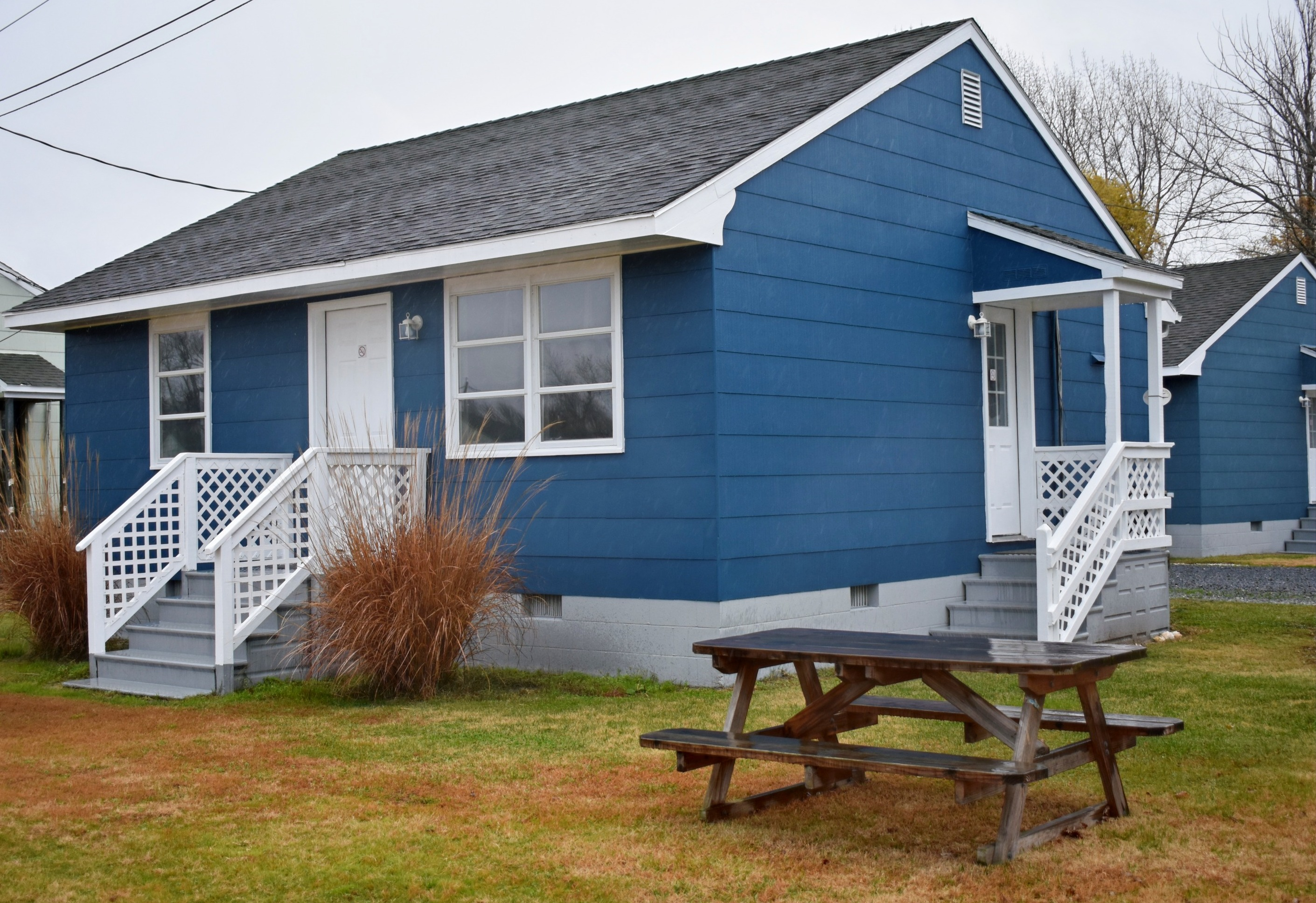 New BLUE Cottages