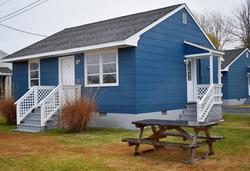 New BLUE Cottages
