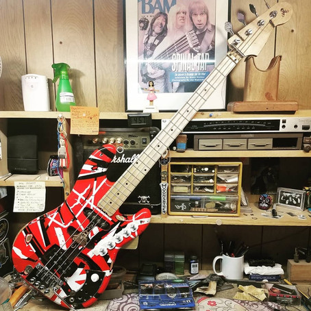 This week a recent Moonshine Custom build is being featured as Bass of the Week by BestBassParts.com