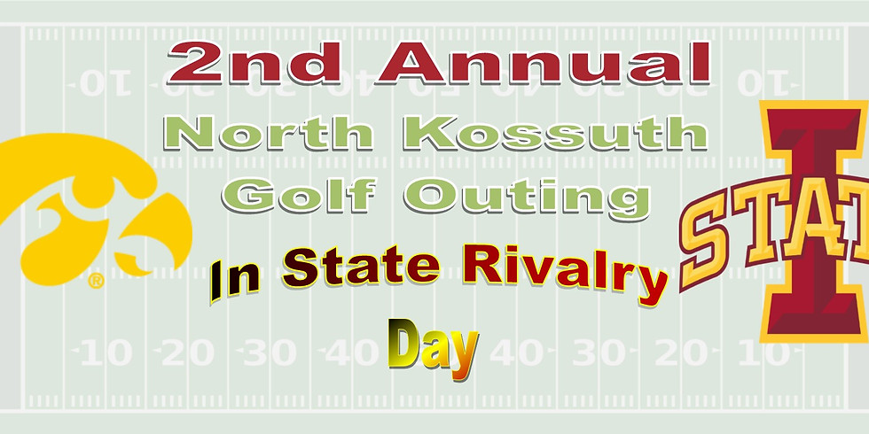 2nd Annual LAF North Kossuth Golf Outing