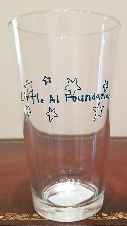 Glass LAF Pint