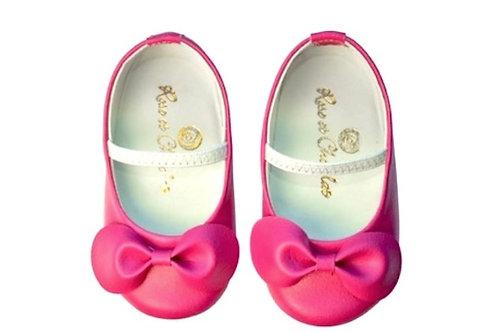 PRINZESS Ballerina Fuchsia - Rose et Chocolat