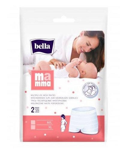 Mutandina a rete post parto 2 pz - Bella Baby