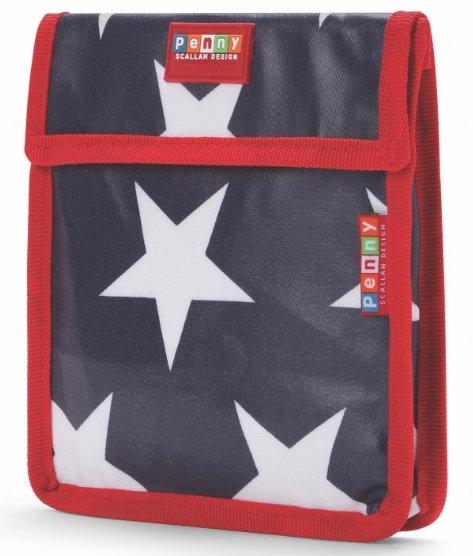 Borsa porta snack Navy Star- Penny Scallan
