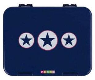Bento Box Navy Star - Penny Scallan