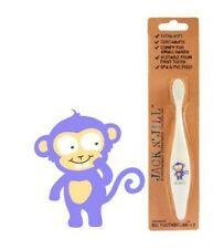 Spazzolino denti Scimmia per bambini Biologico - Jack N'Jill