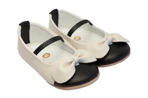 PRINZESS Ballerina Black and White - Rose et Chocolat