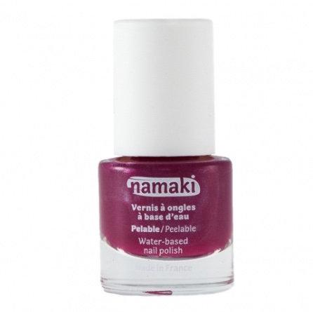 SMALTO PELABILE A BASE ACQUA LAMPONE - Namaki