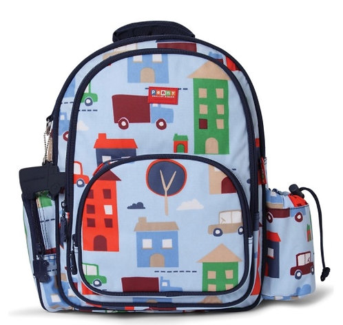 Zaino Backpack Large Big City - Penny Scallan