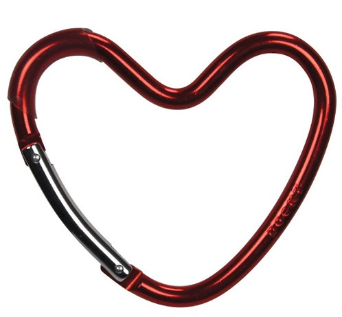GANCI CUORE ROSSO - Dooky