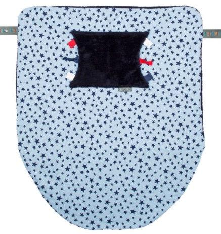 Copertina da passeggio CHEEKY BLANKET TWINKLE TWINKLE - Cheeky Chompers