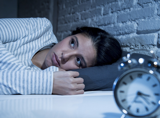 A surprising exercise to cure sleep anxiety