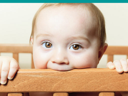 What to do if your toddler starts climbing out of his crib!