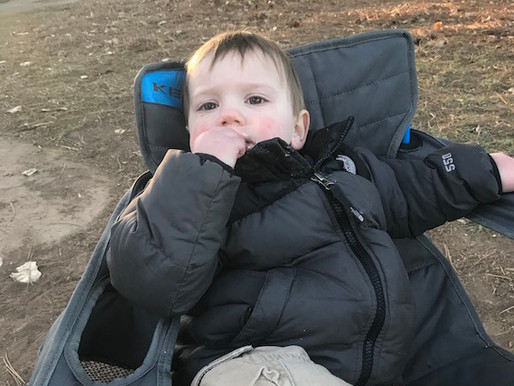 Blog 9 Tips for Camping with Toddlers