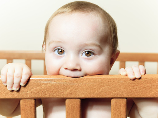 Is your child having a sleep regression?