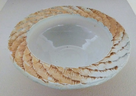 Salt Fire Bowl I