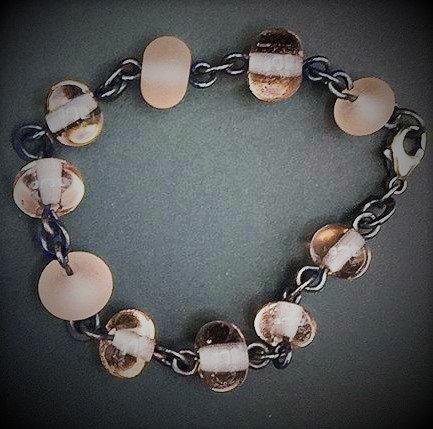 Sake Bottle Bracelet