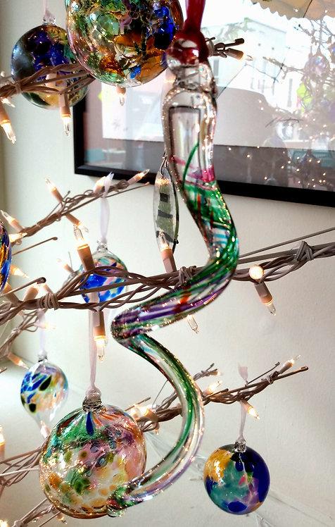 Twist Ornament