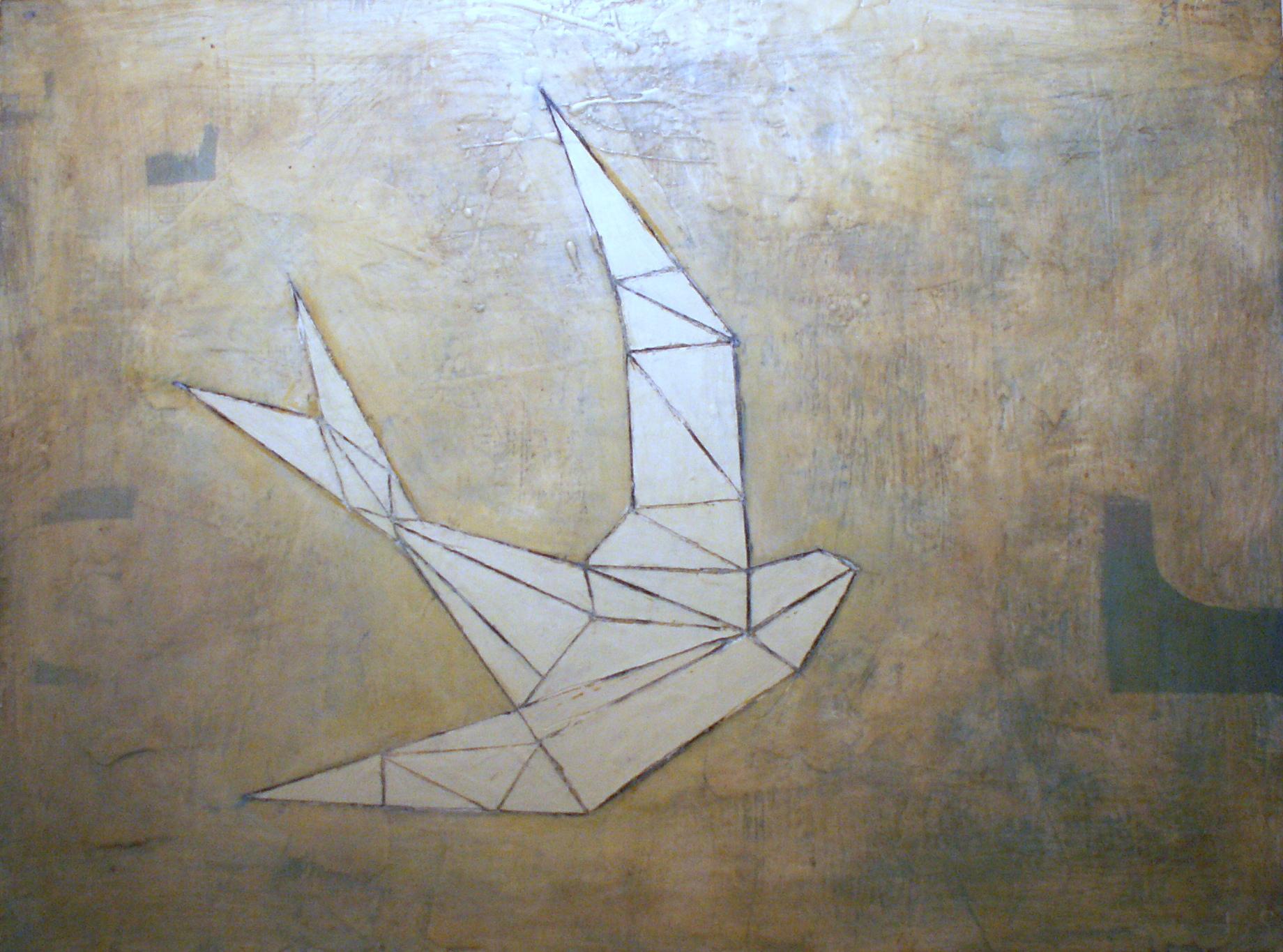 White Origami