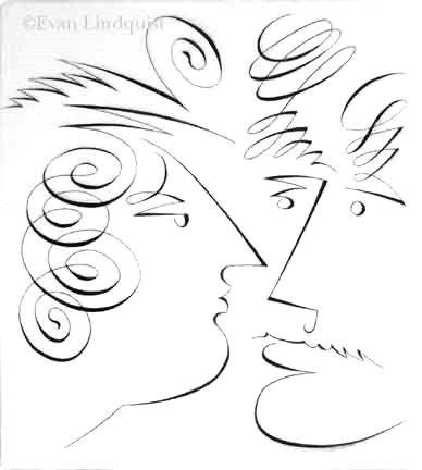 Conversation:  Artist & Muse
