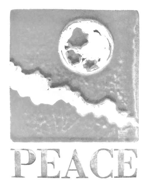 Peace Card-Pack of 4