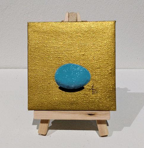 Egg on Canvas III