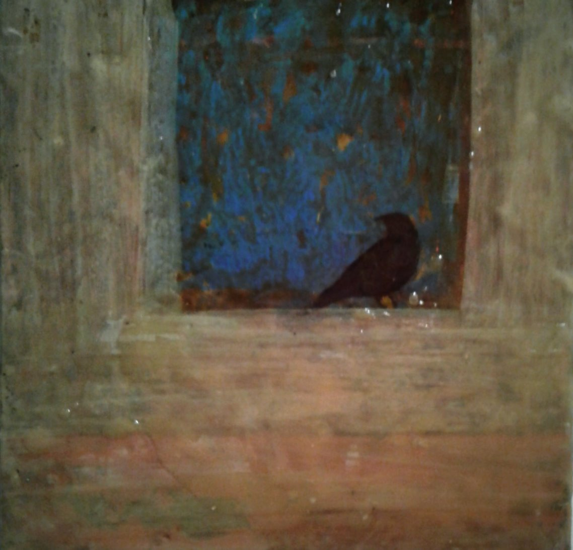 Bird in the Window