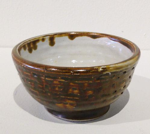 Brown Bowl I
