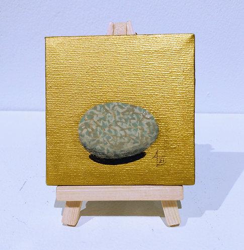 Egg on Canvas II