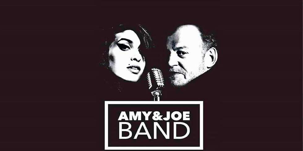 Rock & Lee presenta Amy & Joe dúo en River Club