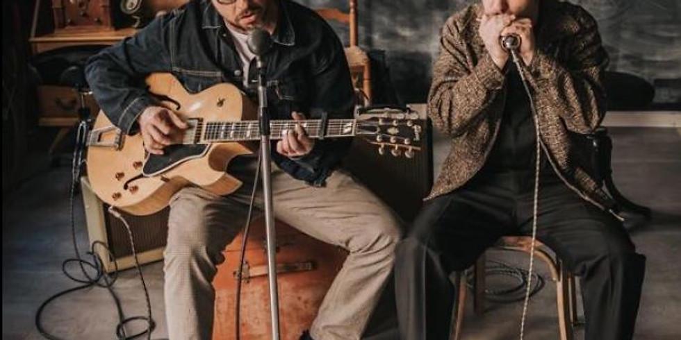 Perter Gun & Harmonica George