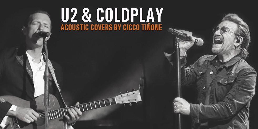 U2 & Coldplay Acoustic Tribute by Cicco Tiñone