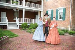 Harris-Kearney House family