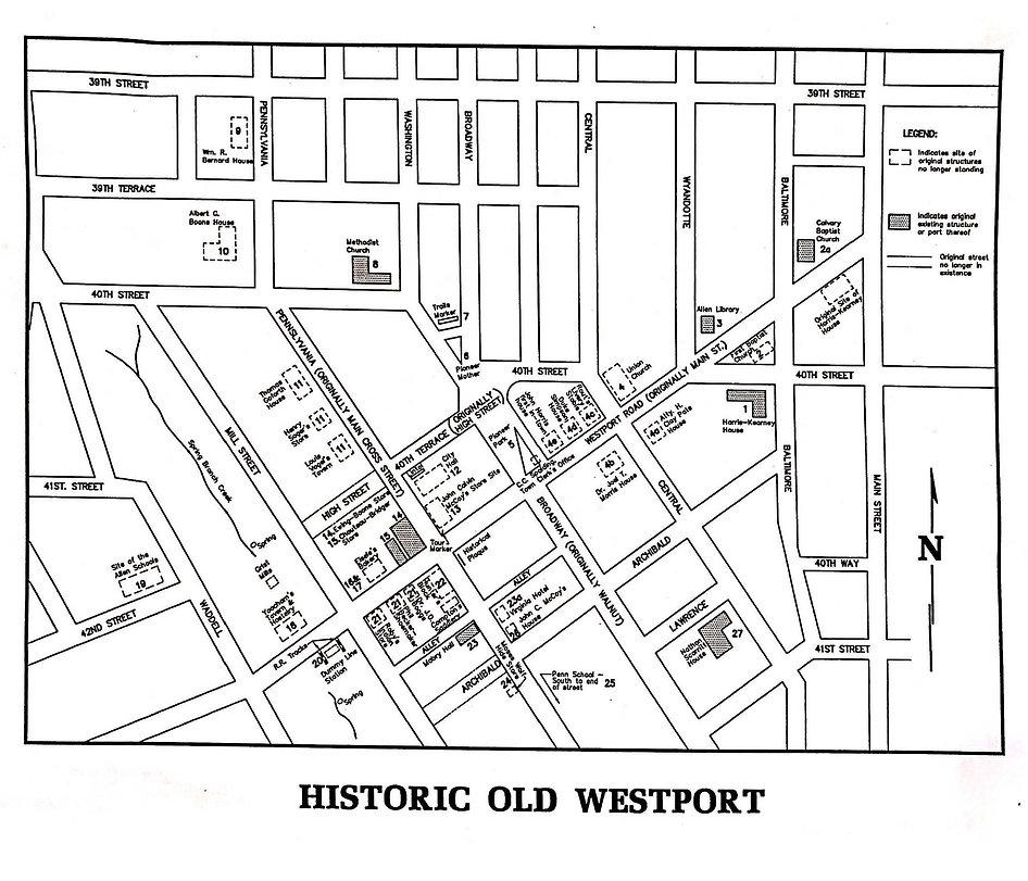 Historic Old Westport