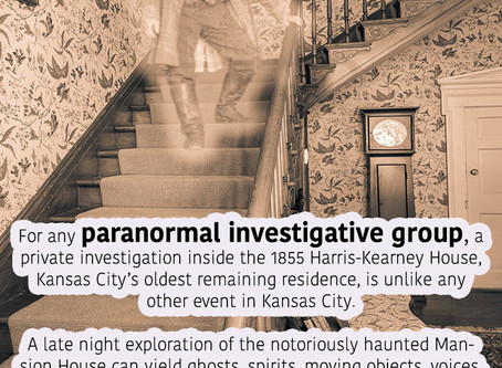 See What Paranormal Activity YOU Can Discover!